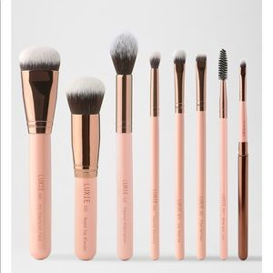 Luxie Complete Face Set Brushes